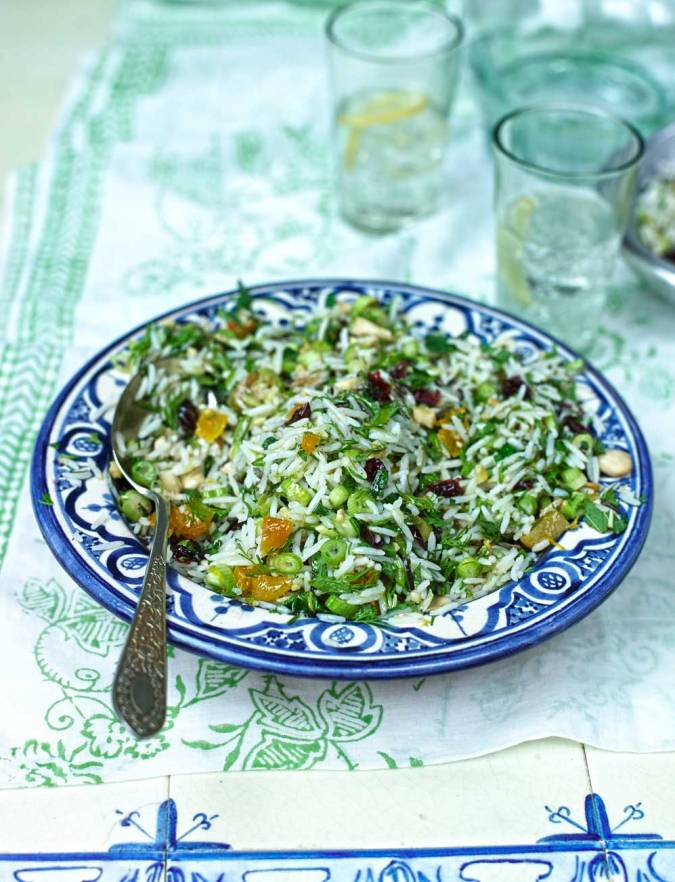Recipe: Wild rice salad