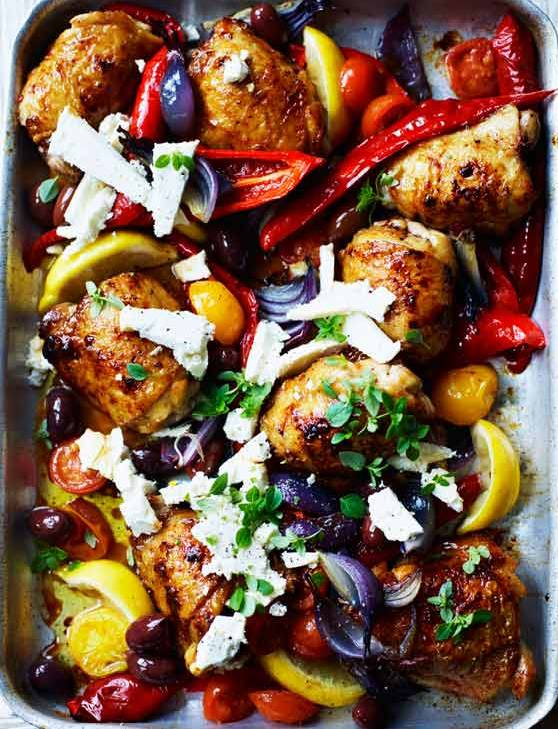 Mediterranean Food Easy Recipes