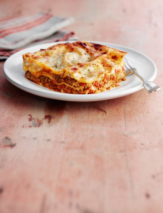 Recipe: Sausage and fennel lasagne