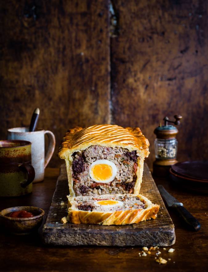 Recipe: Full English pie