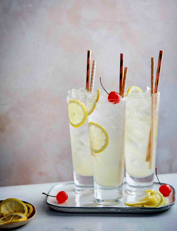 Recipe: Tom collins cocktail