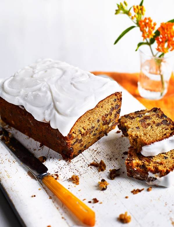 Recipe: Spiced squash and fruit loaf