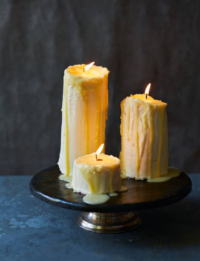 Recipe: Candle cakes