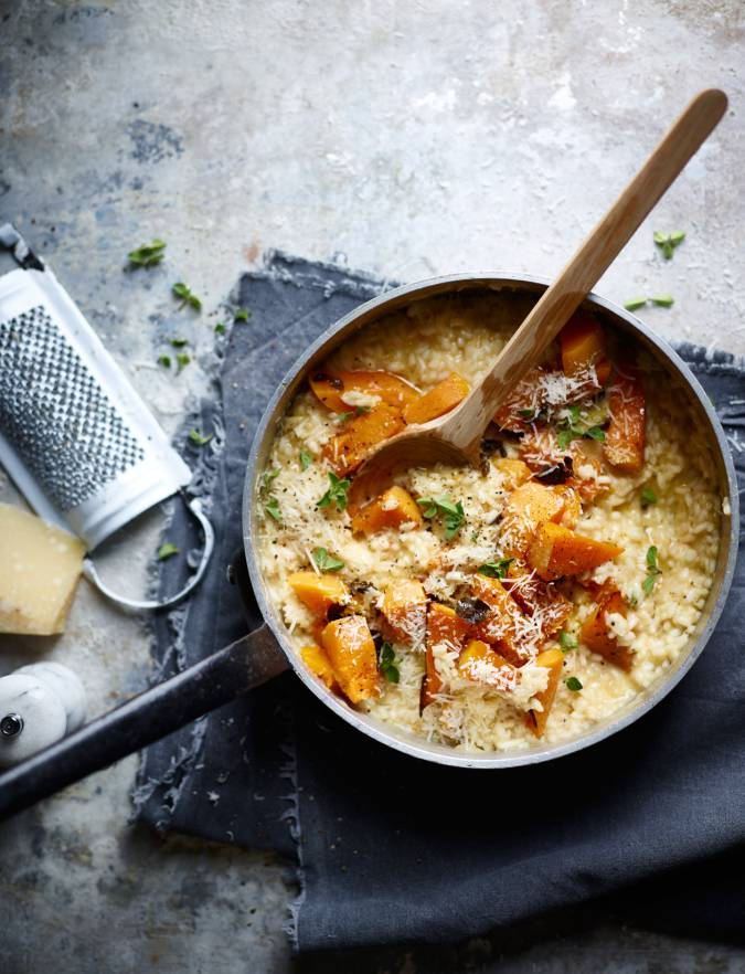 Recipe: Pumpkin risotto