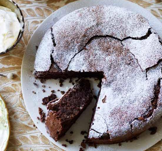 Sainsbury S Chocolate Ganache Cake