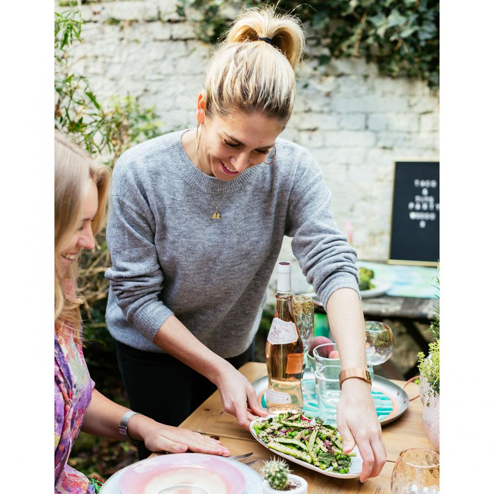 Alex Head Owner Of Social Pantry London S Hippest Caterer Sainsbury S Magazine