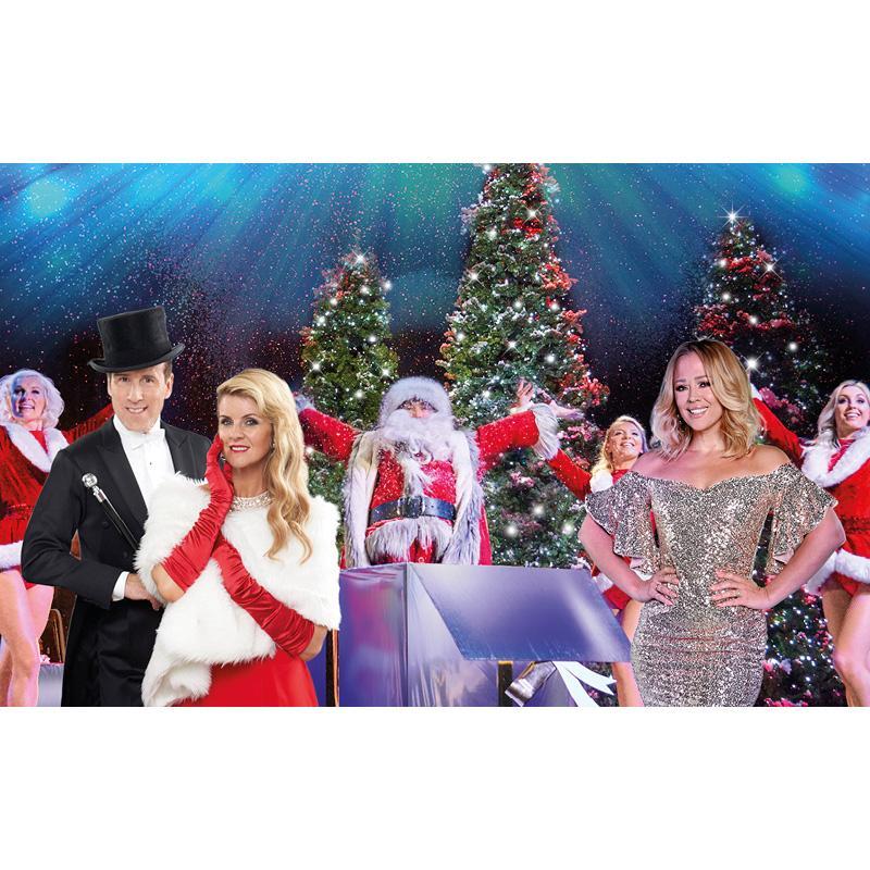 Win tickets to Christmas Spectacular | Sainsbury\'s Magazine