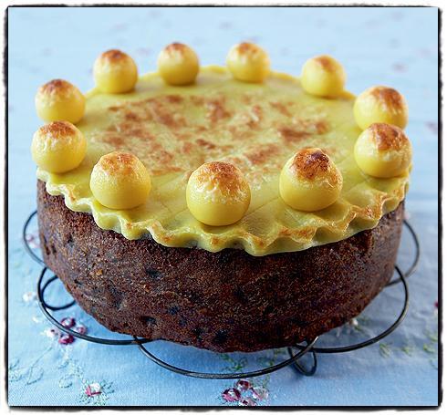 Easy Vegan Simnel Cake Recipe