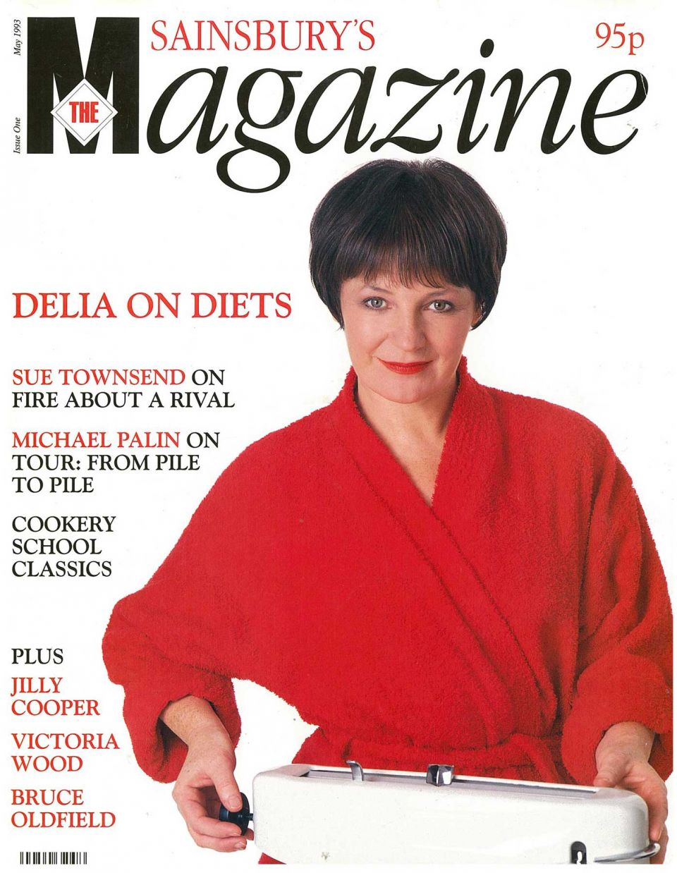The first issue of Sainsbury's magazine