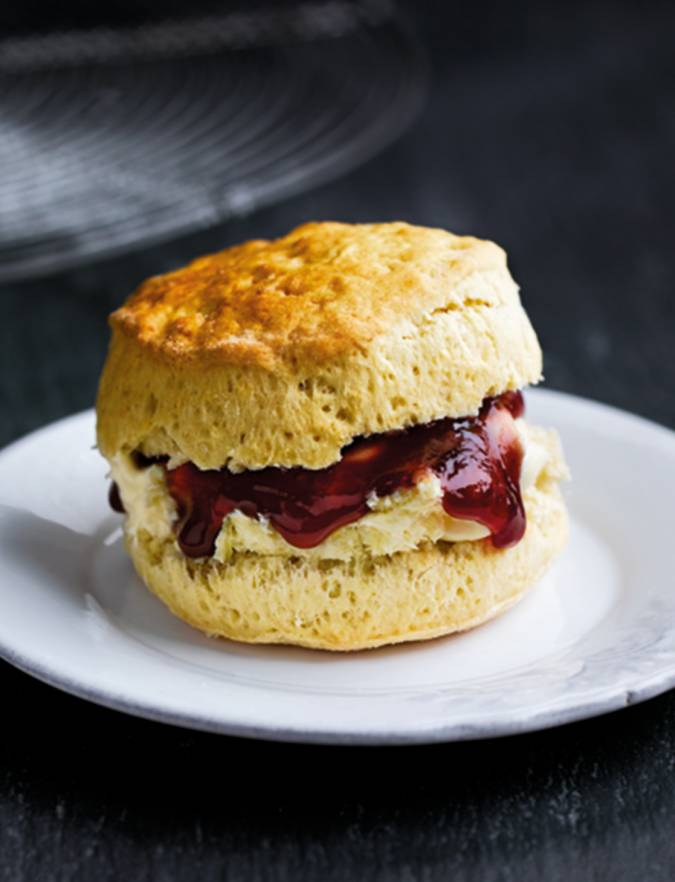 Traditional Scones Sainsbury S Magazine