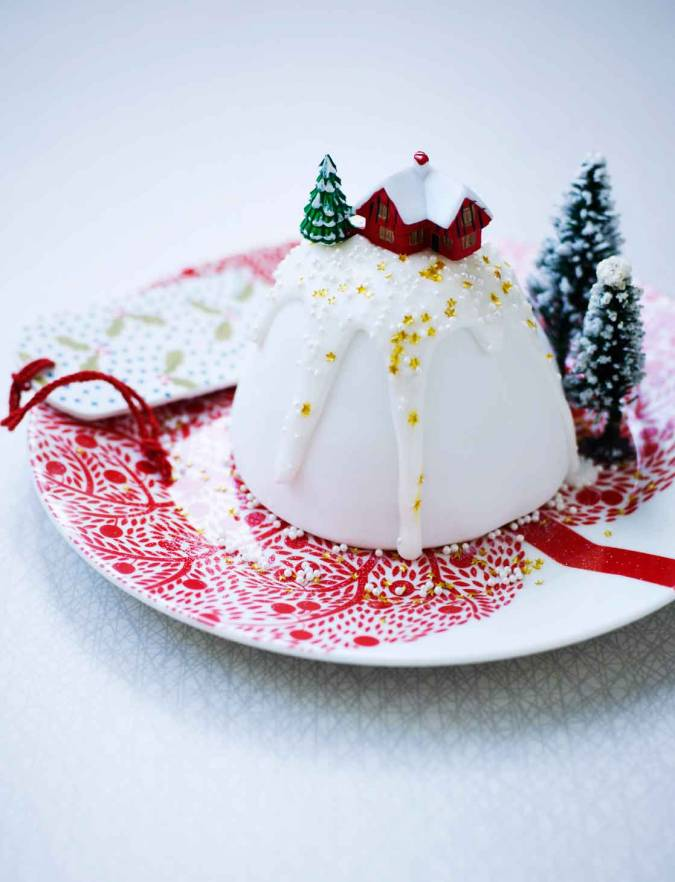 Sainsbury S Magazine Christmas Cake Recipe
