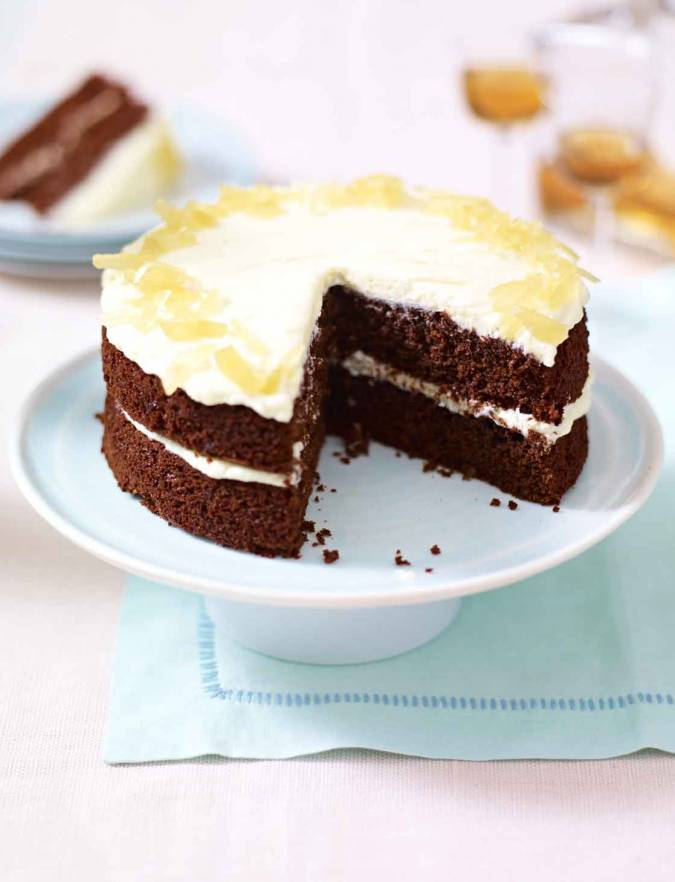 Chocolate Easter Cake Mary Berry