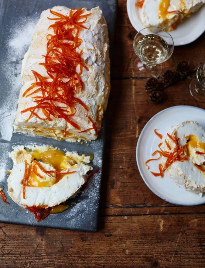 Clementine Meringue Recipe